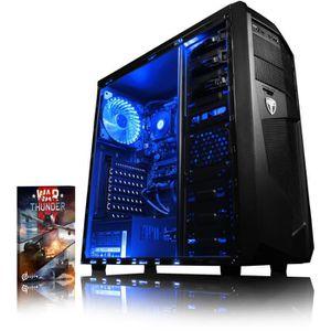 UNITÉ CENTRALE  VIBOX Precision 6XL PC Gamer Ordinateur avec War T