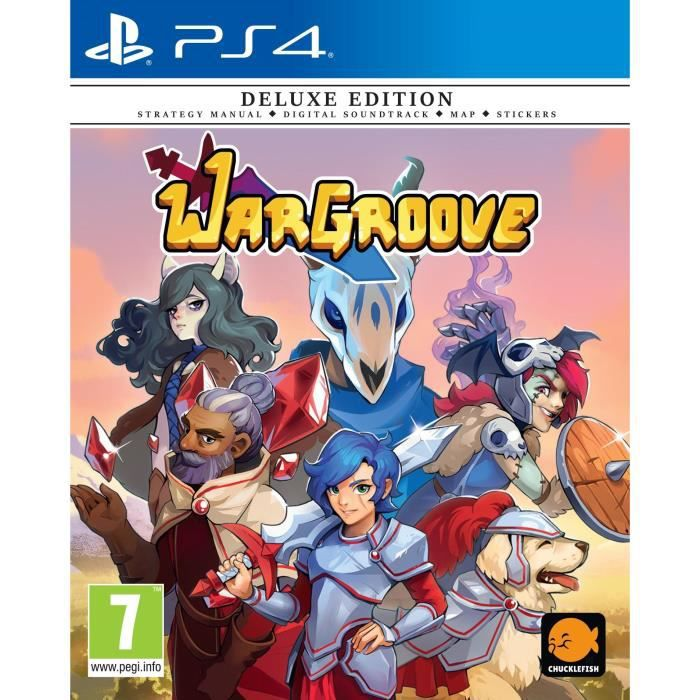 Wargroove : Deluxe Edition Jeu PS4