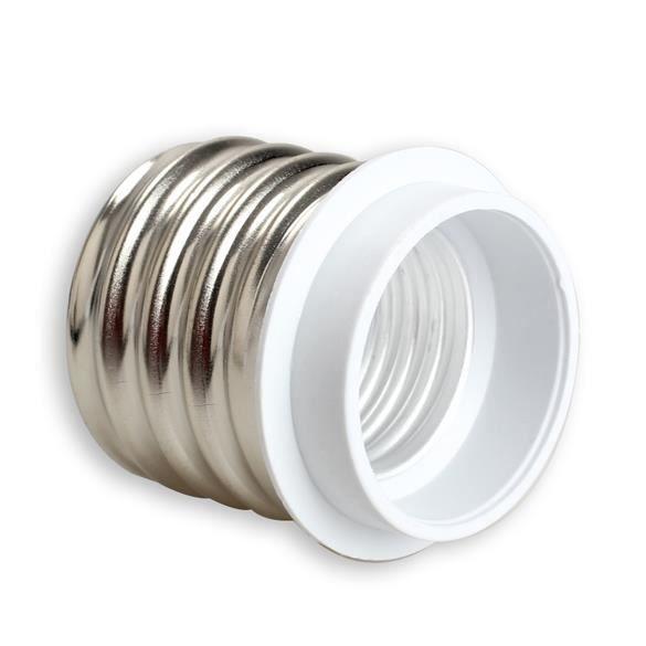 1 E27 Pcs À Lampe Halogène Ampoules De Socket Convertisseur Adaptateur Led E40 Base 0w8nmN
