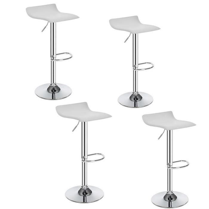 excellent superior tabouret de bar blanc pas cher lot de tabourets de bar with chaise bar pas cher. Black Bedroom Furniture Sets. Home Design Ideas