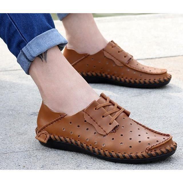 Chaussures PU Cuir Syn