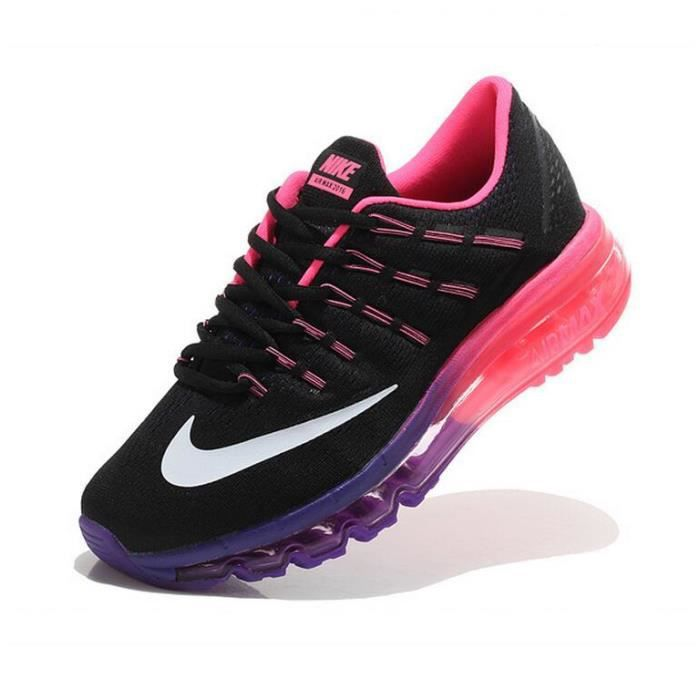 online store 1c22e cacc1 BASKET Femmes Nike Air Max 2016 Baskets Chaussures de run