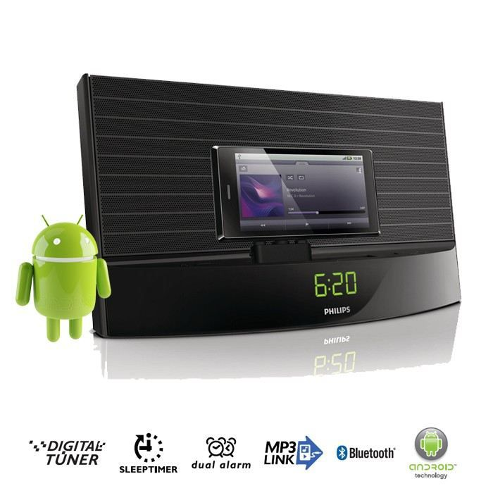 philips as141 station bluetooth pour android achat vente station d 39 accueil philips as141. Black Bedroom Furniture Sets. Home Design Ideas