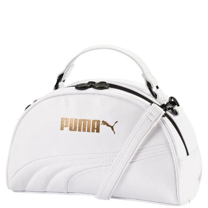 Mini Achat Puma Archive Vente Sac Blanc À U Bandoulière Femme XnO0kwP8