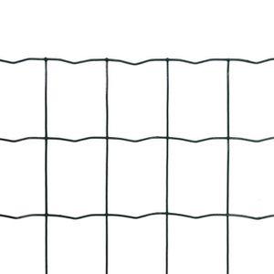 CLÔTURE - GRILLAGE Clotures en grillage Grillage 10 x 1,5 m avec mail
