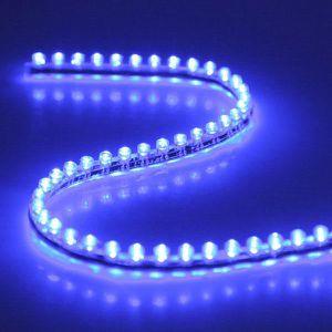 DÉCORATION VÉHICULE U 48 LED Bande Lumière Voiture Flexible Strip Etan