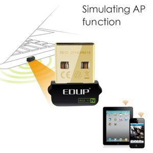 CLE WIFI - 3G WiFi adapter EP-N8508GS supports Soft AP to establ