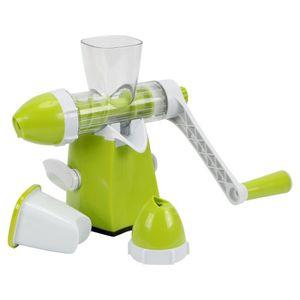 EXTRACTEUR DE JUS Hop daybyday Extracteur de Jus, Plastique, Vert-Ro