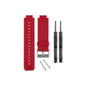 MONTRE OUTDOOR - MONTRE MARINE Garmin Vivoactive Bracelet Connecté Rechange Rouge