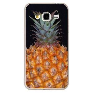 coque samsung j3 2016 avec ananas