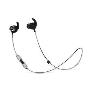 CASQUE - ÉCOUTEURS JBL Reflect Mini 2 Noir – Écouteurs de sport Bluet