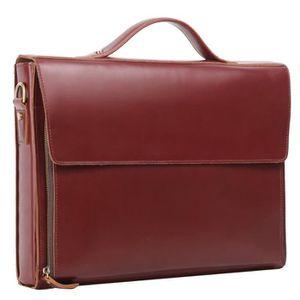 SAC À MAIN Leathario sac serviette sac homme cuir sac à main 1577a0519f7