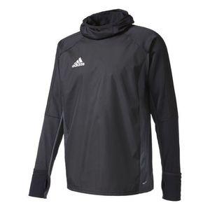 MAILLOT DE FOOTBALL ADIDAS TIRO 17 WARM TOP Maillot chaud homme - Noir