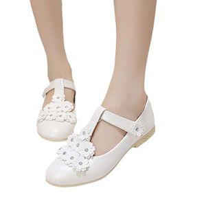 GEMVIE Ballerine Chaussures Enfant Fille Princesse PFsi1uH