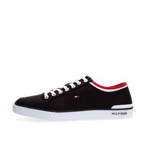BASKET TOMMY HILFIGER SNEAKERS Homme MIDNIGHT, 42
