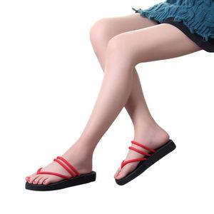 CHAUSSON - PANTOUFLE Femmes solides Pincée Slipsole Chaussures plates T ... 108886012286