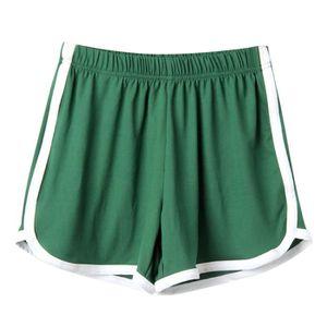 ca215bfa7c4e67 Short femme vert - Achat / Vente Short femme vert pas cher - Cdiscount