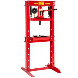 PRESSE Presse d'Atelier Hydraulique 12 Tonnes avec 7 Nive