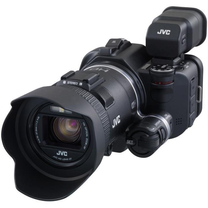 Camescope JVC GC-PX100 noir