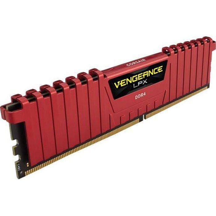 MÉMOIRE RAM Corsair Vengeance LPX Series Low Profile 8 Go DDR4