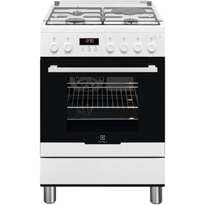 nouveau concept 79cbb e250f Cuisiniere gaz pyrolyse chaleur tournante