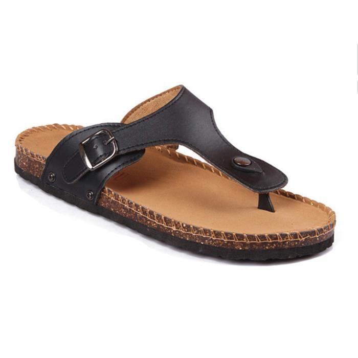Chaussures Femmes Printemps ete Plate-Forme Chaussures BBDG-XZ058Noir39 A5U4pgH