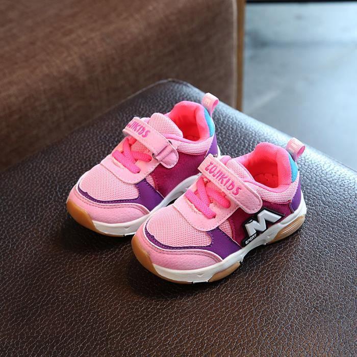 Mode Enfants magiques Chaussures Stickers filles de Chaussures baskets Bébé sport Garçon 0rwnBrXqA