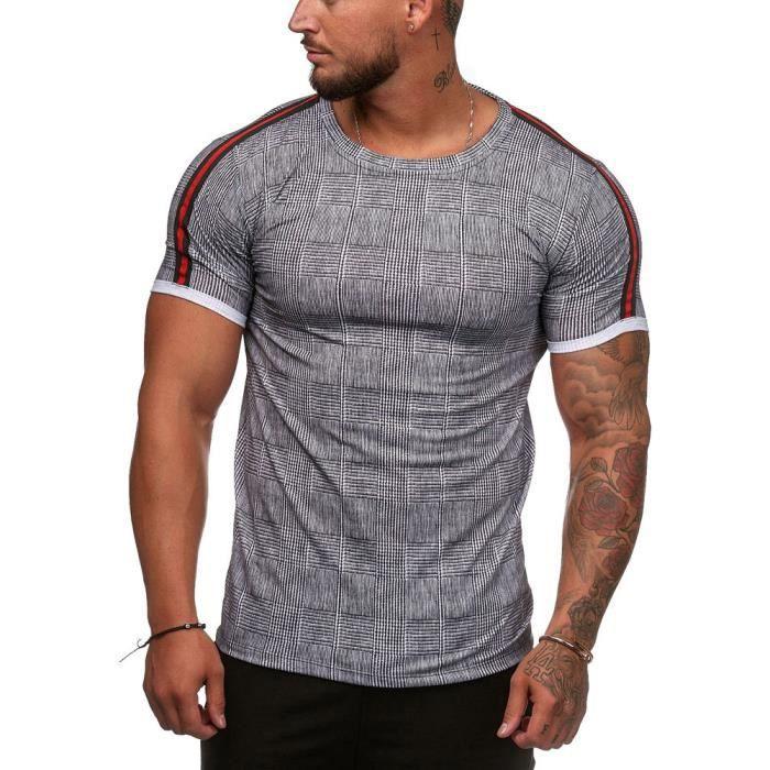 eff6d43870538 T shirt homme tendance - Achat / Vente pas cher