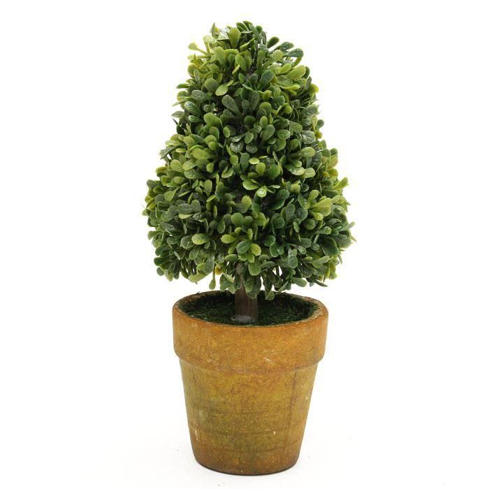 fleur artificielle tempsa plante artificielle arbre topiaire dcorati - Arbuste De Decoration Exterieure