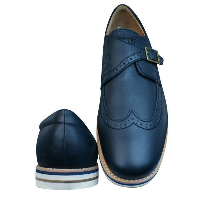 G-Star Quiller Buckle Hommes Chaussures en cuir. GaC60