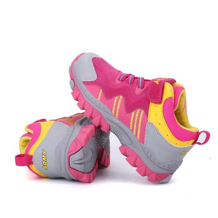 Basket Unisexe Chaussures de sport pour enfants s3F8QnM