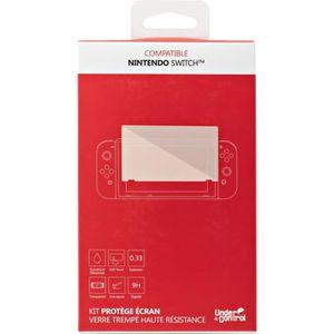 PROXIMA PLUS Protection d'écran en verre pour Nintendo Switch