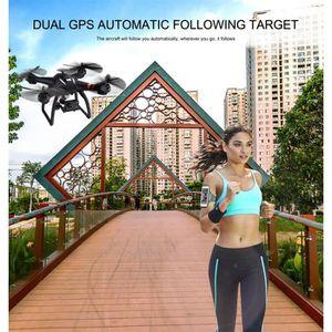 DRONE Othmen 21 6 drone RC Quadrirotor 1080p caméra GPS