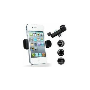 FIXATION - SUPPORT Apple Iphone 7 Support voiture pour grille d'aerat
