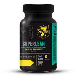 COMPLÉMENT MINCEUR Super7 super maigre, 90 capsules (6 semaines d'app