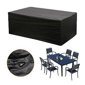 Housse luxe pour table et 8 chaises longueur 3 m. Housse ...