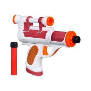 PISTOLET BILLE MOUSSE Pistolet avec balles en mousse Star Wars