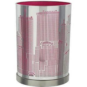 LAMPE A POSER Lampe touch new york rose   103400