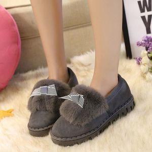 BOTTE Chaussures Femme en coton plat Gardez Chaussures H