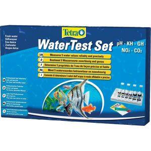 ENTRETIEN ET TRAITEMENT Tetra Water Test Set