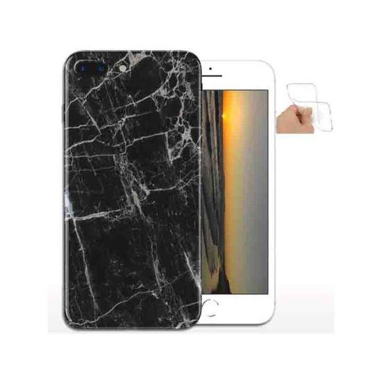 coque iphone 8 plus dure marbre