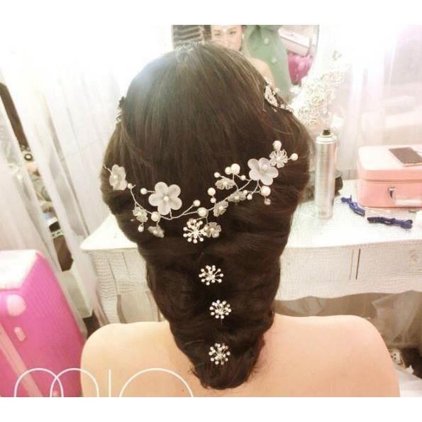 Accessoires cheveux pour mariage headband modèle Branson - Achat ... 57e229bfda8