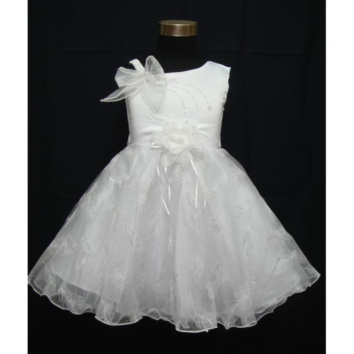 Partie de filles / robe de recon... Blanc