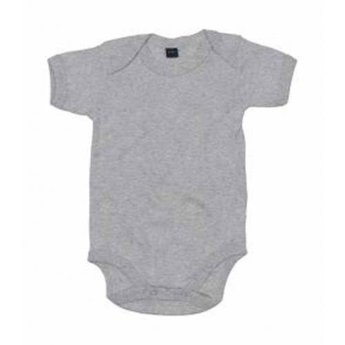 Body bébé jambes manches courtes - BZ10 - gris Gris Gris - Achat ... 77e18f3e200