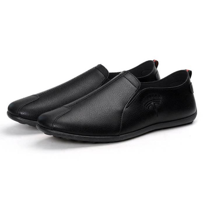 Robe d'affaires Mode Hommes Chaussures 2017 New Classic Hommes & # 39; S Slip affaires Costumes Chaussures de mode sur fcQY53vz
