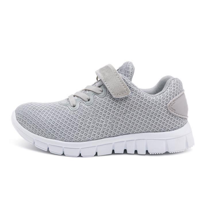 Nouvelles chaussures de sport pour enfants chaussures de course de mode sauvage