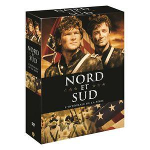 DVD FILM DVD Coffret Nord et sud l'intégrale