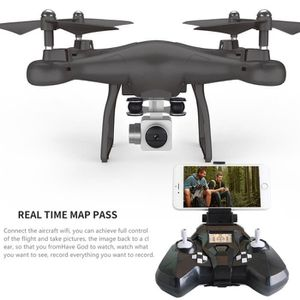 DRONE Fricemarke ®Altitude Hold SMRC S10W-G 120 ° angle