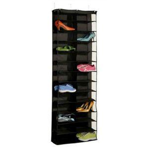 PANNEAU DE RANGEMENT étagère à Chaussures – Rangement Suspendu pour Cha