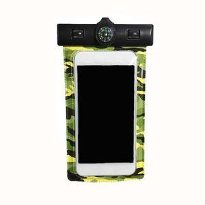 BIDON - SAC ÉTANCHE KIN Téléphone portable universel sac étanche de pl